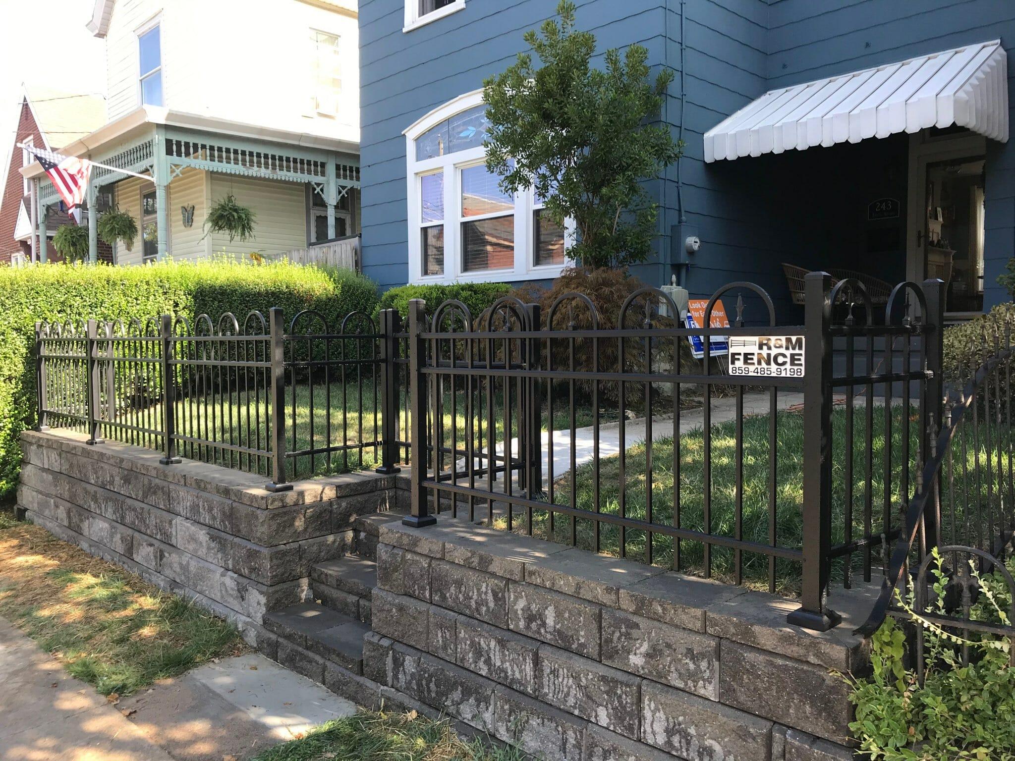 fence image
